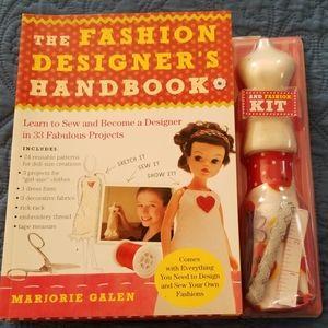 Marjorie Galen Fashion Designer's Handbook